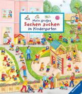 Cover-Bild Mein großes Sachen suchen: Im Kindergarten