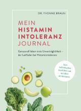 Cover-Bild Mein Histaminintoleranz-Journal