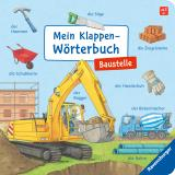 Cover-Bild Mein Klappen-Wörterbuch: Baustelle