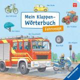 Cover-Bild Mein Klappen-Wörterbuch: Fahrzeuge