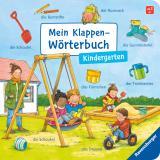 Cover-Bild Mein Klappen-Wörterbuch: Kindergarten