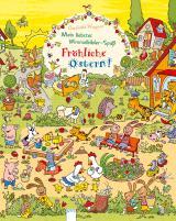 Cover-Bild Mein liebster Wimmelbilder-Spaß. Fröhliche Ostern!