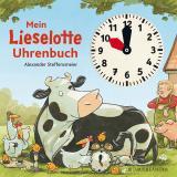 Cover-Bild Mein Lieselotte Uhrenbuch