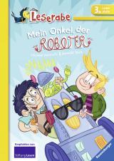 Cover-Bild Mein Onkel, der Roboter