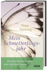 Cover-Bild Mein Schmetterlingsjahr