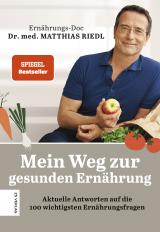 Cover-Bild Mein Weg zur gesunden Ernährung