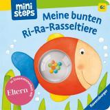 Cover-Bild Meine bunten Ri-Ra-Rasseltiere