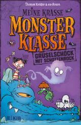 Cover-Bild Meine krasse Monsterklasse - Gruselschock mit Schottenrock