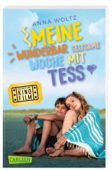 Cover-Bild Meine wunderbar seltsame Woche mit Tess (Filmausgabe)