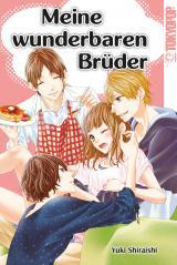 Cover-Bild Meine wunderbaren Brüder