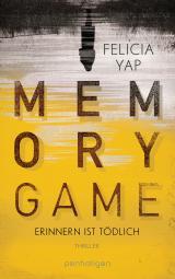 Cover-Bild Memory Game - Erinnern ist tödlich