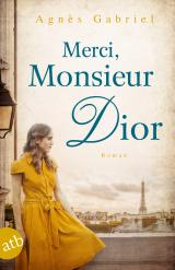 Cover-Bild Merci, Monsieur Dior