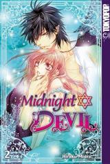 Cover-Bild Midnight Devil 02