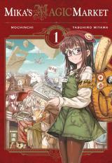 Cover-Bild Mika's Magic Market 01