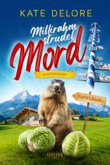 Cover-Bild MILLIRAHMSTRUDELMORD