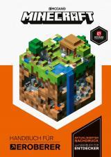 Cover-Bild Minecraft, Handbuch für Eroberer