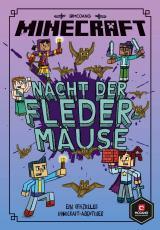 Cover-Bild Minecraft, Nacht der Fledermäuse
