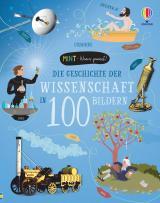 Cover-Bild MINT - Wissen gewinnt! Die Geschichte der Wissenschaft in 100 Bildern