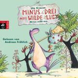 Cover-Bild Minus Drei und die wilde Lucy - Minus reißt aus