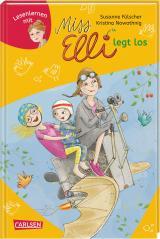Cover-Bild Miss Elli legt los (Miss Elli 1)