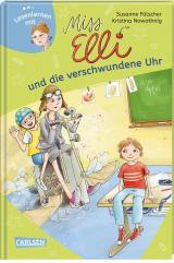 Cover-Bild Miss Elli und die verschwundene Uhr (Miss Elli 3)