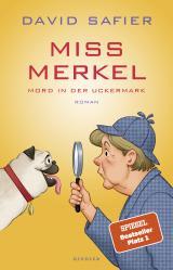 Cover-Bild Miss Merkel: Mord in der Uckermark