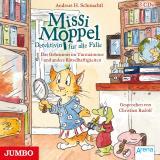 Cover-Bild Missi Moppel. Detektivin für alle Fälle