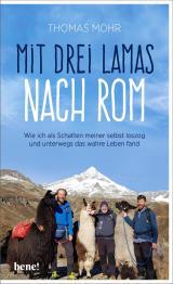 Cover-Bild Mit drei Lamas nach Rom