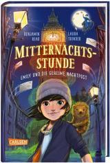 Cover-Bild Mitternachtsstunde 1: Emily und die geheime Nachtpost
