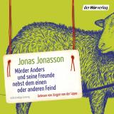 Cover-Bild Mörder Anders und seine Freunde nebst dem einen oder anderen Feind