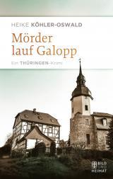 Cover-Bild Mörder lauf Galopp