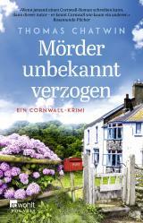 Cover-Bild Mörder unbekannt verzogen