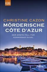 Cover-Bild Mörderische Côte d´Azur