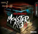 Cover-Bild Monster 1983: Staffel II, Folge 6-10