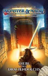 Cover-Bild Monster & Magie: Diebe des Drachendolchs
