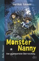 Cover-Bild Monsternanny - Eine ungeheuerliche Überraschung