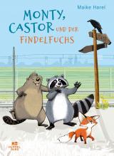 Cover-Bild Monty, Castor und der Findelfuchs
