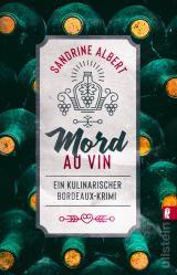 Cover-Bild Mord au Vin
