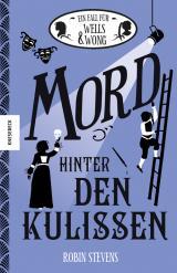 Cover-Bild Mord hinter den Kulissen