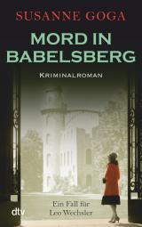 Cover-Bild Mord in Babelsberg