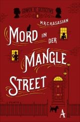 Cover-Bild Mord in der Mangle Street