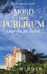 Cover-Bild Mord vor Publikum
