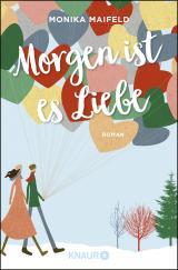Cover-Bild Morgen ist es Liebe