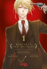 Cover-Bild Moriarty the Patriot 1