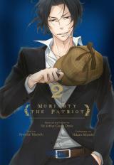 Cover-Bild Moriarty the Patriot 2