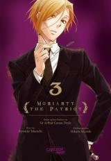 Cover-Bild Moriarty the Patriot 3