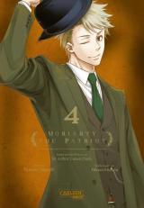 Cover-Bild Moriarty the Patriot 4