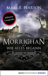Cover-Bild Morrighan - Wie alles begann