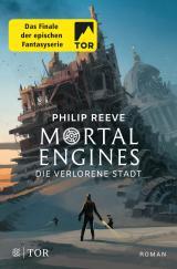 Cover-Bild Mortal Engines - Die verlorene Stadt
