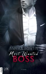 Cover-Bild Most Wanted Boss